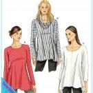 Vogue 8952 Misses Uncut-FF Top Sewing Pattern sz:Y4-14 ©2013