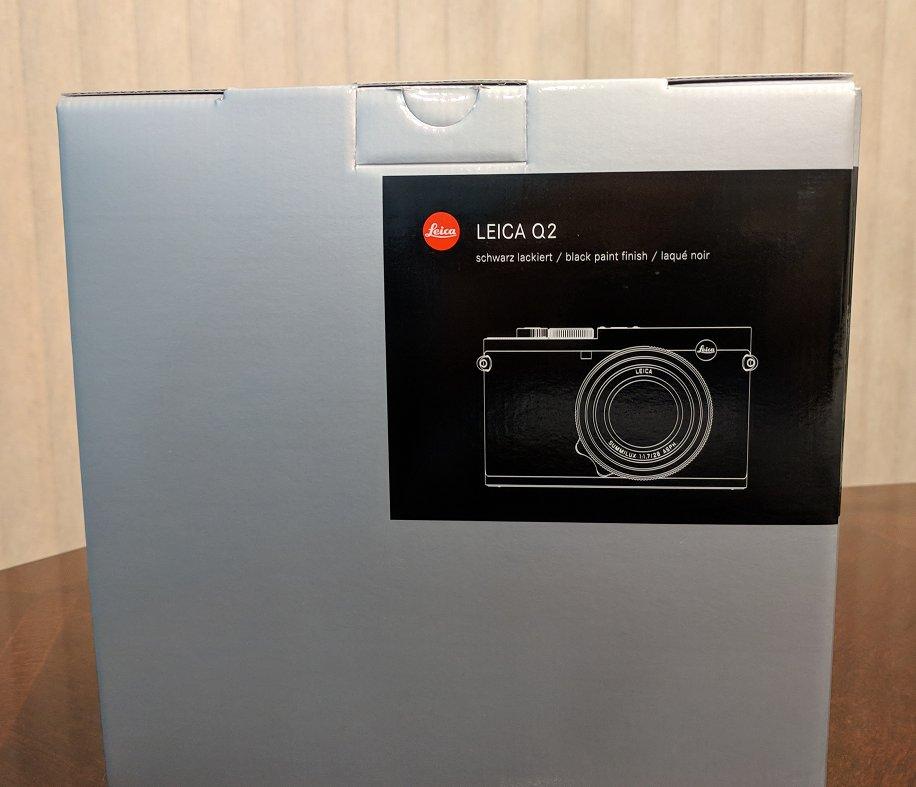 New Leica Q-Two 47.3MP Full-Frame CMOS Sensor