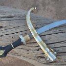 Antique Dagger Moroccan handmade Berber Knife Khanjar Islamic Ottoman Sword