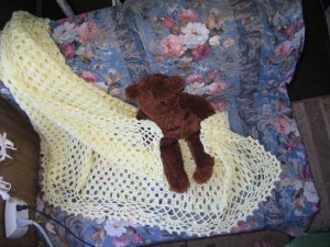 Heirloom Baby Blanket