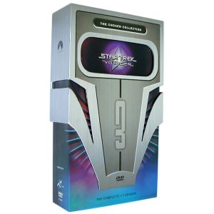 Star Trek Voyager The Complete Seasons 1-7 DVD Boxsets