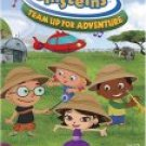 "Little Einsteins ""Team Up for Adventure"" DVD - Free Shipping!"
