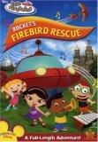 """Little Einstein's - """"Rocket's Firebird Rescue"""" DVD - FREE SHIPPING!"""