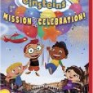"Little Einstein's - ""Mission Celebration"" DVD FREE SHIPPING!"