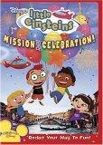 """Little Einstein's - """"Mission Celebration"""" DVD FREE SHIPPING!"""