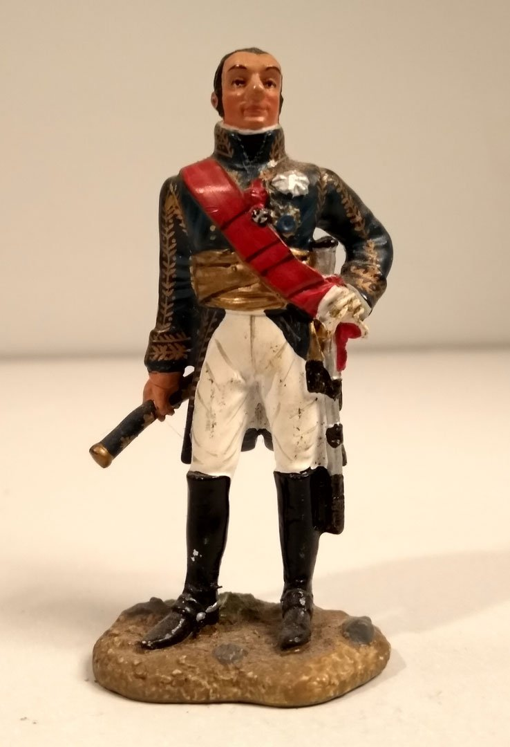 Figurine Military. Marechal Oudinot