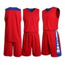 Men's New basketball jersey  custom your name and number Red