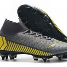 Men's Mercurial Vapor VII Elite SG AC cleats High Ankle Soccer Shoes 39-45