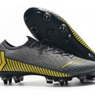 Men's Mercurial Vapor VII Elite SG AC cleats Low Ankle Soccer Shoes 39-45