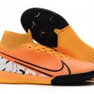 Mens Mercurial Superfly 7 Elite IC cleats High Ankle Soccer Shoes 39-45
