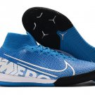 Mens Mercurial Superfly 7 Elite IC Turf Indoor cleats High Ankle Soccer Shoes 39-45