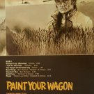 Paint Your Wagon Music From The Soundtrack Vinyl LP Record Album PMS-1001