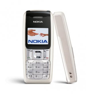 Nokia 2310 Mobile 'White' Cellular Phone (Unlocked)