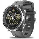 Zeblaze VIBE 4 Hybrid Flagship Rugged Smartwatch - Gray