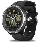 Zeblaze VIBE 4 Hybrid Flagship Rugged Smartwatch - Silver