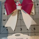 Disney Aristocats Faux Leather Hair Bow