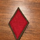 WWI US Army 5th Division Patch Wool