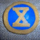 WWI US Army 10th Division Patch Wool