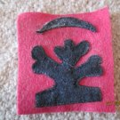 WWI US Army 18th Division Patch Wool