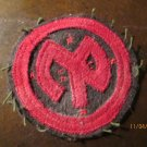 """WWI US Army 27th Division Patch Wool """"O'Ryan"""""""