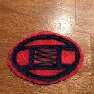 """WWI US Army 30th Division Patch Wool """"Old Hickory"""""""