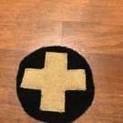 WWI US Army 33rd Division Patch Wool