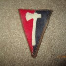 WWI US Army 84th Division Patch Wool