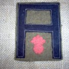 WWI US Army First Army Ordinance patch wool