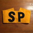 WWII US Navy Shore Party Armband SP