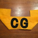 WWII USCG Coast Guard Shore Party Armband