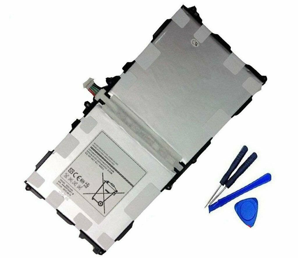 """Ammibattery  Battery For Samsung Galaxy Tab Pro 10.1"""" Sm-T520 T525 P600 P601 P60"""