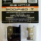 Andis T-Outliner  Gtx  One Hittaz Zero Gap Modified T Blades (Extra Thin  Shar
