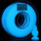 Amolen 3D Printer Filament, Glow In The Dark  Pla Filament 1.75Mm +/- 0.03 Mm, 1
