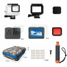 Kitspeed Accessories Kit For Gopro Hero7/6/5, Including Waterproof Housing Case,