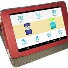 Azpen A747 My E-Bible Ereader Tablet, Nkjv  Niv With Narration  Leather Case (