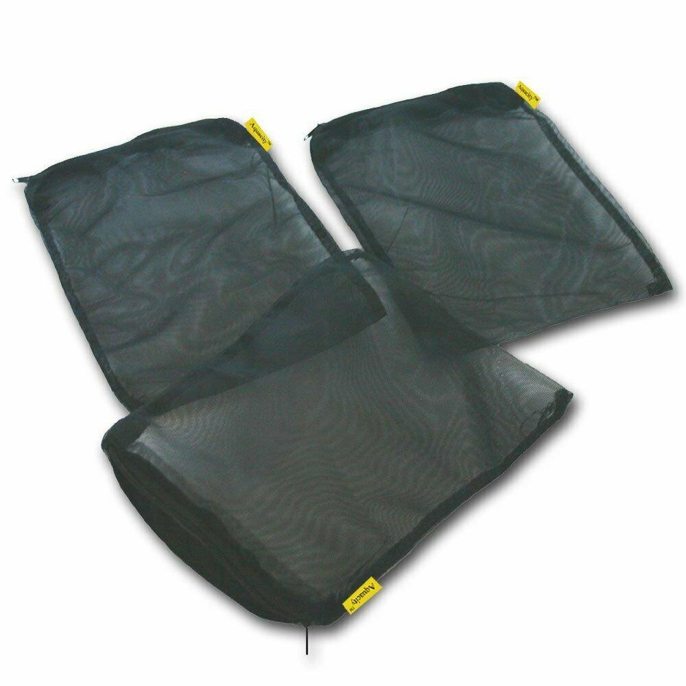 Aquapapa Filter Media Bags For Aquarium Pellet Carbon, Bio Balls, Ceramic Rings,