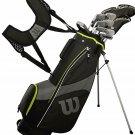 Wilson Golf Profile Sgi Men'S Complete Golf Set With Bag