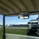 "4 1/2"" X 8"" Rear View Mirror For Golf Carts Such As Ez Go, Club Car, Yamaha"