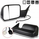 Scitoo Fit Dodge Ram Towing Mirrors High Perfitmance Automotive Exterior Mirrors