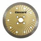 Concord Blades Cbn045A10Cp 4.5 Inch Granite And Marble Narrow-Turbo Wave Diamond
