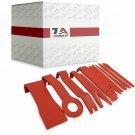 Trubuilt 1 Automotive Car Interior Trim Removal Tool Set, 11 Pieces, Universal A