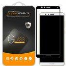 [2-] Supershieldz For Huawei Mate Se Tempe Glass Screen Protector, [Full Screen