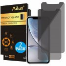 Ailun Privacy Screen Protector Compatible Iphone Xr 6.1Inch 2018 Release 2  Japa