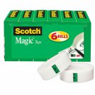 Scotch Brand Magic Tape, Numerous Applications, Cuts Cleanly, Enginee For Office