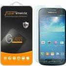 Screen Protector For Galaxy S4 Tempe Glass Anti-Fingerprint Bubble Free 2 Pcs