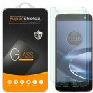 Supershieldz [2-] For Motorola Moto Z Force Droid Tempe Glass Screen Protector,