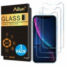 Ailun Glass Screen Protector For Iphone Xr 6.1 Inch 2018 Release 3  Tempe Glass
