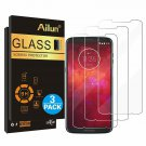 Ailun Screen Protector Compatible Moto Z3 Z3 Play 3  Tempe Glass 9H Hardness Ult