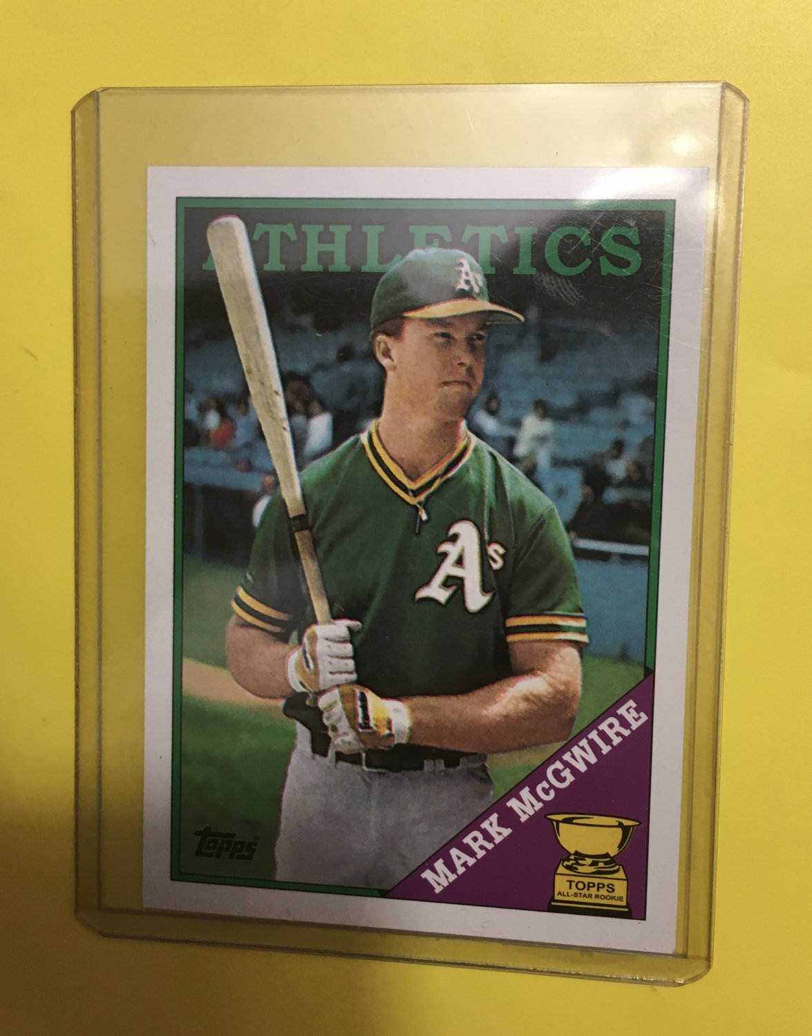 2017 Topps All-Rookie Cup Mark McGwire #ARC-41