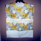 Hand Made Large Bib - Adult Sized Bib - Protect Clothes From Food Stains